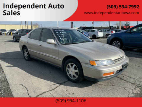 1994 Honda Accord for sale at Independent Auto Sales #2 in Spokane WA