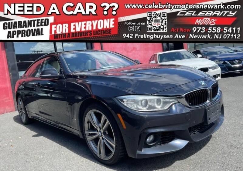 2016 BMW 4 Series for sale at Celebrity Motors in Newark NJ