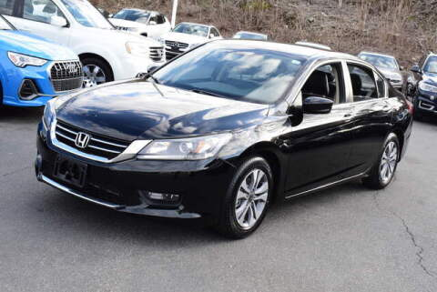 2015 Honda Accord for sale at Automall Collection in Peabody MA