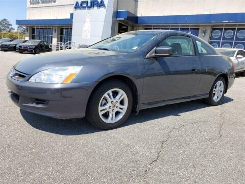 2007 Honda Accord for sale at CU Carfinders in Norcross GA