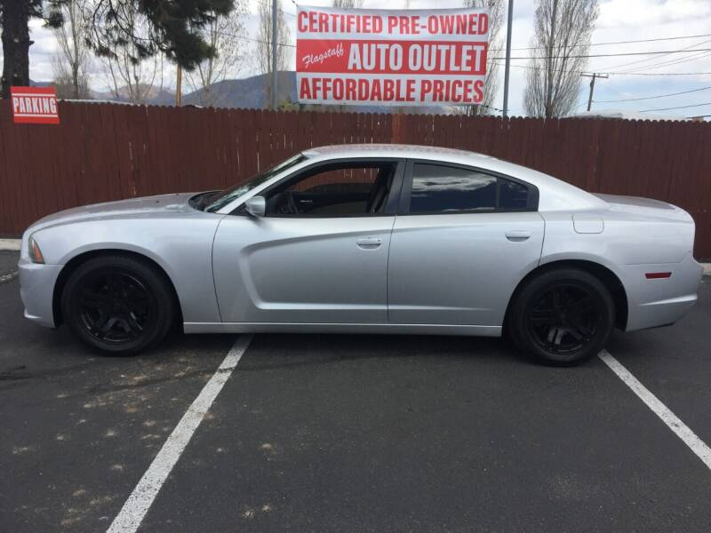 2012 Dodge Charger for sale at Flagstaff Auto Outlet in Flagstaff AZ