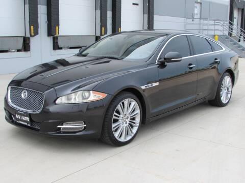2011 Jaguar XJ for sale at R & I Auto in Lake Bluff IL