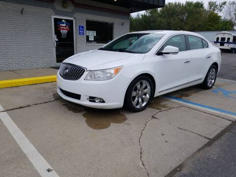 2012 Buick LaCrosse for sale at Motor City Automotive of Michigan in Flat Rock MI