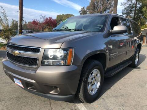 2011 Chevrolet Suburban for sale at Martinez Truck and Auto Sales in Martinez CA