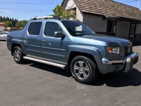 2006 Honda Ridgeline for sale at Three Bridges Auto Sales in Fair Oaks CA