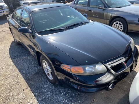 2003 Pontiac Bonneville for sale at Philadelphia Public Auto Auction in Philadelphia PA