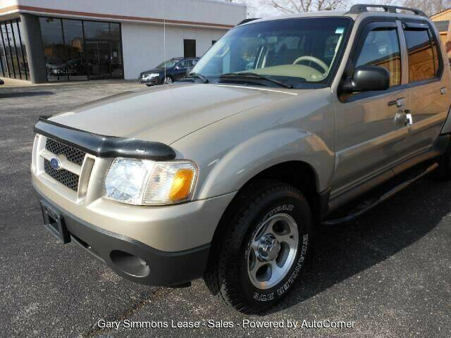 2005 Ford Explorer Sport Trac for sale at Gary Simmons Lease - Sales in Mckenzie TN