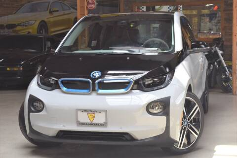 2015 BMW i3 for sale at Chicago Cars US in Summit IL