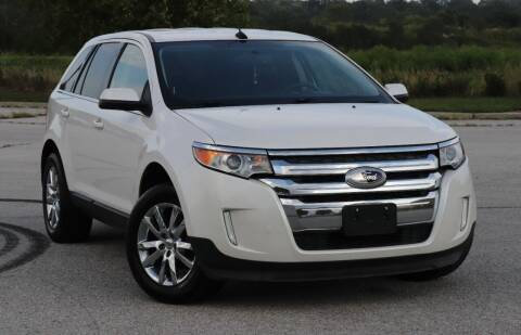 2013 Ford Edge for sale at Big O Auto LLC in Omaha NE