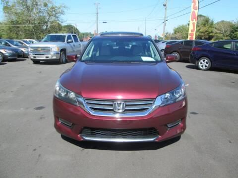 2013 Honda Accord for sale at Downtown Motors in Macon GA