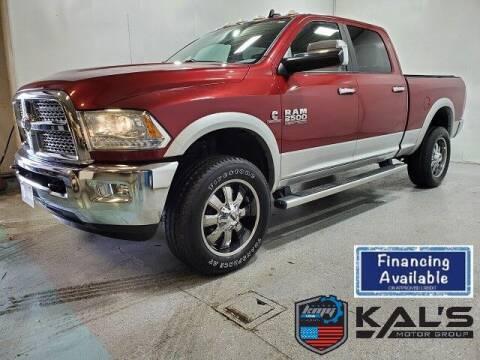2014 RAM Ram Pickup 2500 for sale at Kal's Kars - HD Trucks in Wadena MN