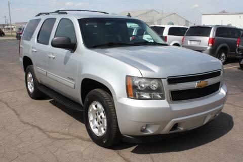 2012 Chevrolet Tahoe for sale at LJ Motors in Jackson MI