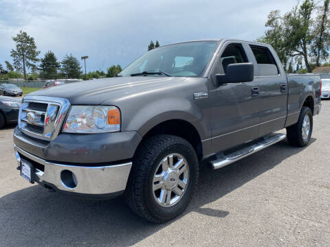 2007 Ford F-150 for sale at Universal Auto Inc in Salem OR