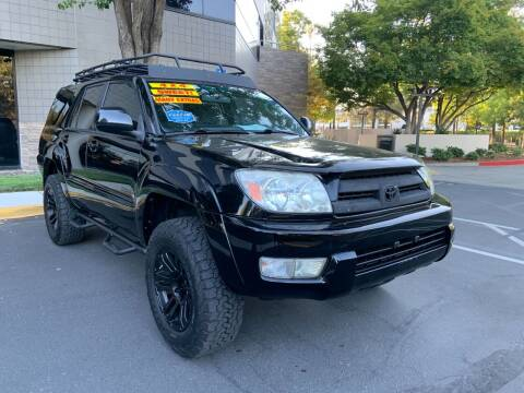 2005 Toyota 4Runner for sale at Right Cars Auto Sales in Sacramento CA