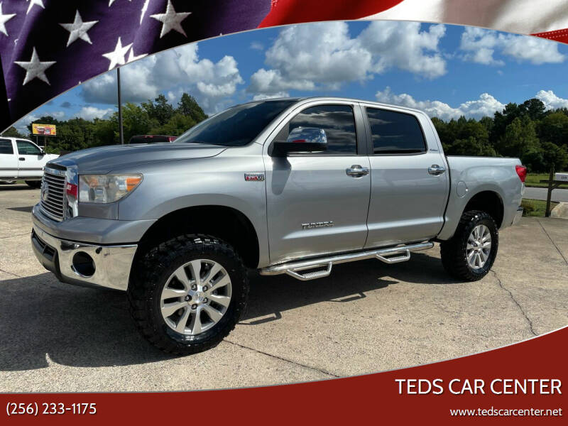 2011 Toyota Tundra for sale at TEDS CAR CENTER in Athens AL