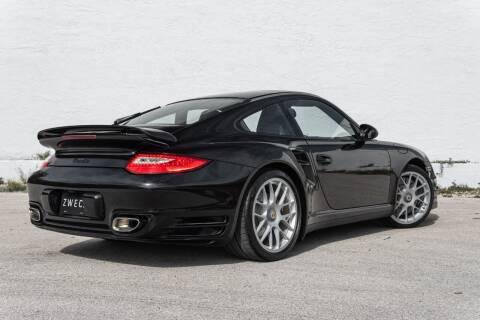 2010 Porsche 911 for sale at ZWECK in Miami FL
