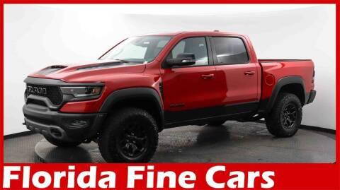 2021 RAM Ram Pickup 1500 for sale at Florida Fine Cars - West Palm Beach in West Palm Beach FL