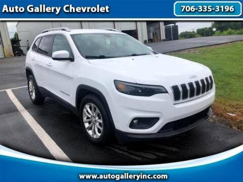 2019 Jeep Cherokee for sale at Auto Gallery Chevrolet in Commerce GA