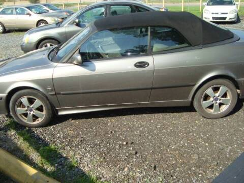 2001 Saab 9-3 for sale at Branch Avenue Auto Auction in Clinton MD