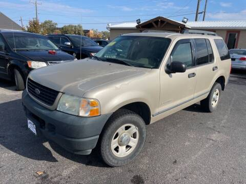 2005 Ford Explorer for sale at Creekside Auto Sales in Pocatello ID