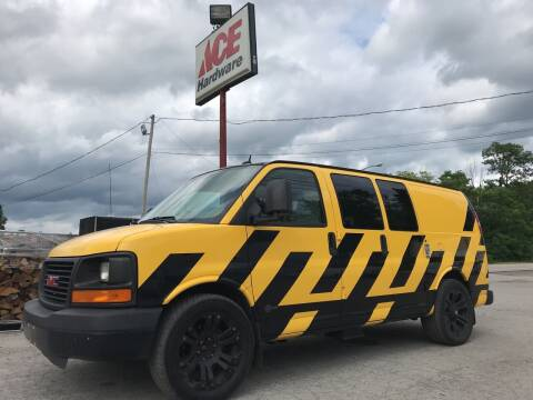 2011 GMC Savana Cargo for sale at ACE HARDWARE OF ELLSWORTH dba ACE EQUIPMENT in Canfield OH