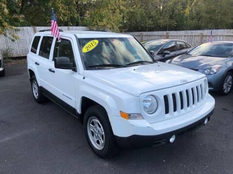 2015 Jeep Patriot for sale at Auto Revolution in Charlotte NC