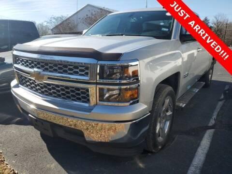 2014 Chevrolet Silverado 1500 for sale at Impex Auto Sales in Greensboro NC