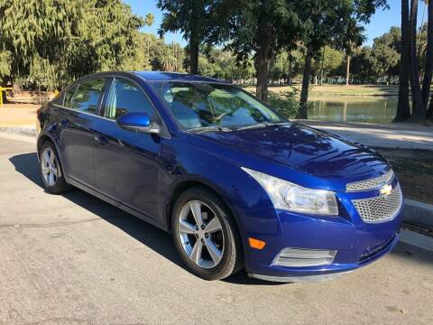 2012 Chevrolet Cruze for sale at Inland Motors LLC in Riverside CA