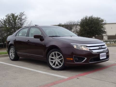 2011 Ford Fusion for sale at 123 Car 2 Go LLC in Dallas TX