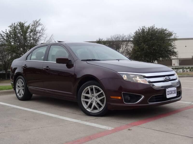 2011 Ford Fusion for sale at 123 Car 2 Go LLC in Dallas TX