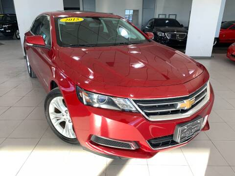 2015 Chevrolet Impala for sale at Auto Mall of Springfield in Springfield IL