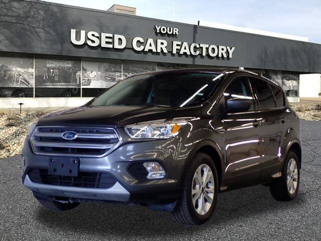 2017 Ford Escape for sale at JOELSCARZ.COM in Flushing MI