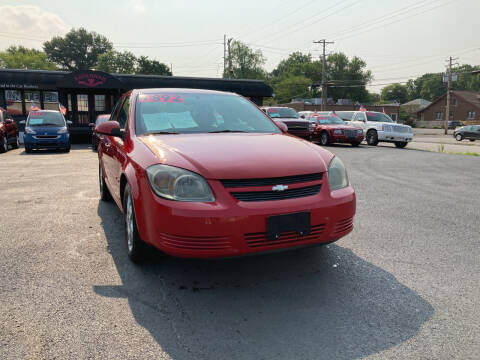 2009 Chevrolet Cobalt for sale at Savannah Motors in Belleville IL