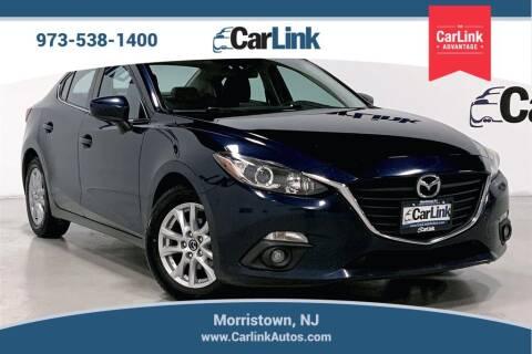 2016 Mazda MAZDA3 for sale at CarLink in Morristown NJ