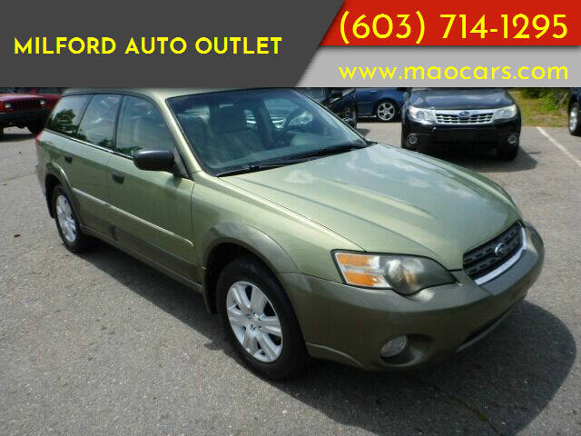 2005 Subaru Outback for sale at Milford Auto Outlet in Milford NH