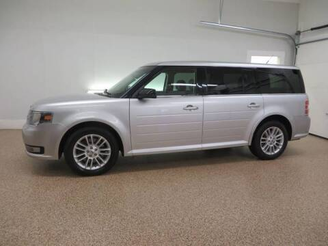 2014 Ford Flex for sale at HTS Auto Sales in Hudsonville MI