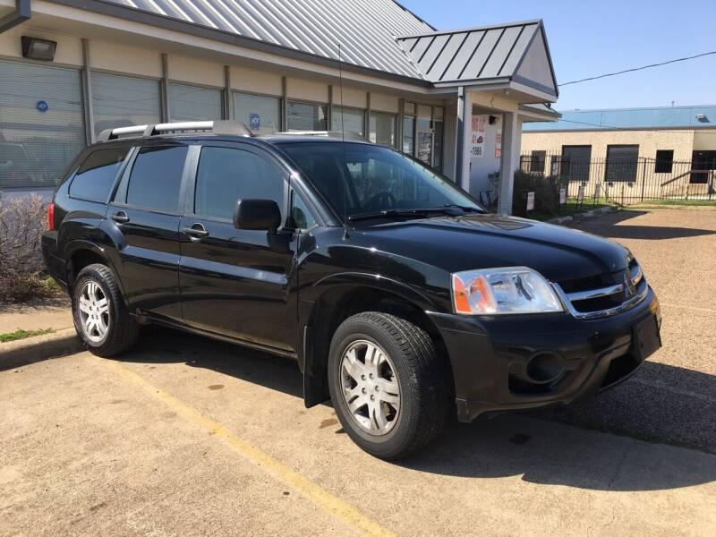 2008 Mitsubishi Endeavor for sale at TETCO AUTO SALES  / TETCO FUNDING in Dallas TX