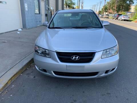 2006 Hyundai Sonata for sale at SUNSHINE AUTO SALES LLC in Paterson NJ