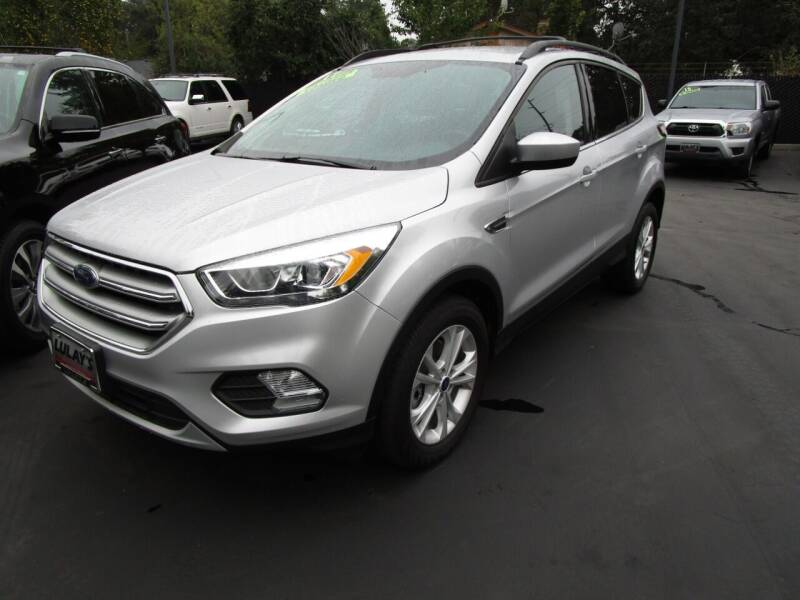 2017 Ford Escape for sale at LULAY'S CAR CONNECTION in Salem OR