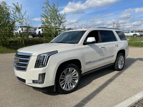 2015 Cadillac Escalade for sale at Truck Buyers in Magrath AB