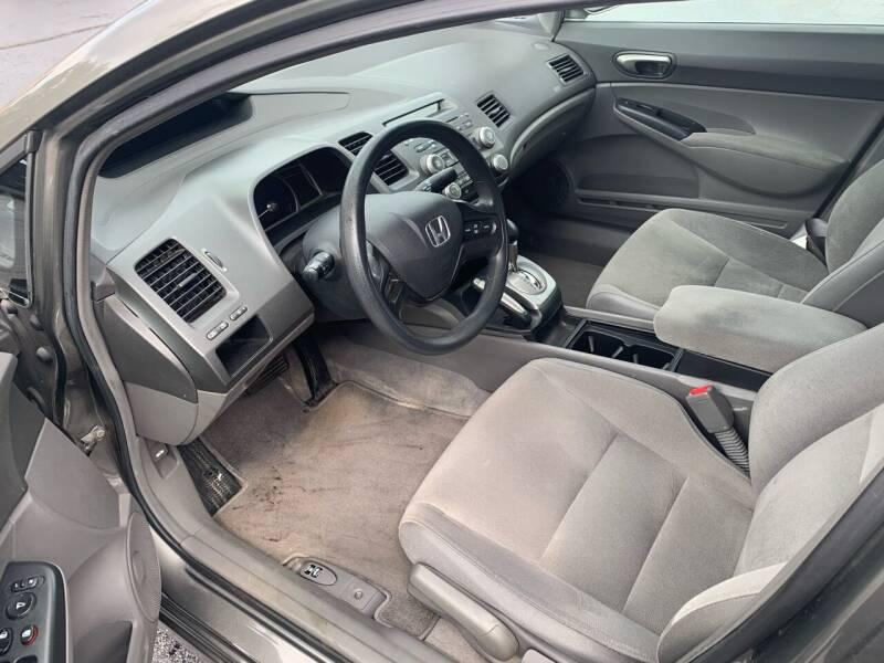 2008 Honda Civic LX 4dr Sedan 5A - Cuyahoga Falls OH