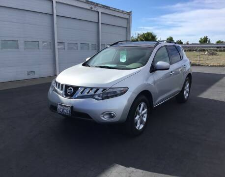 2009 Nissan Murano for sale at My Three Sons Auto Sales in Sacramento CA