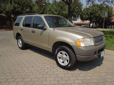 2002 Ford Explorer for sale at Family Truck and Auto.com in Oakdale CA