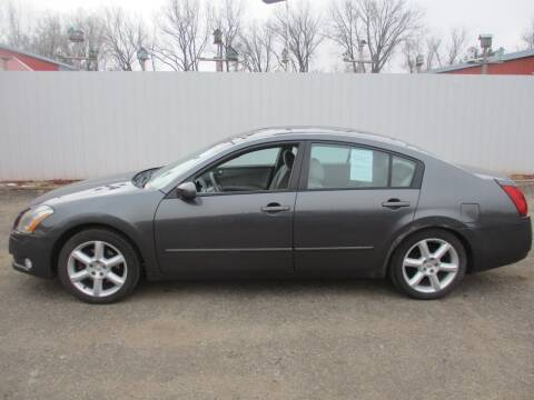 2005 Nissan Maxima for sale at Chaddock Auto Sales in Rochester MN