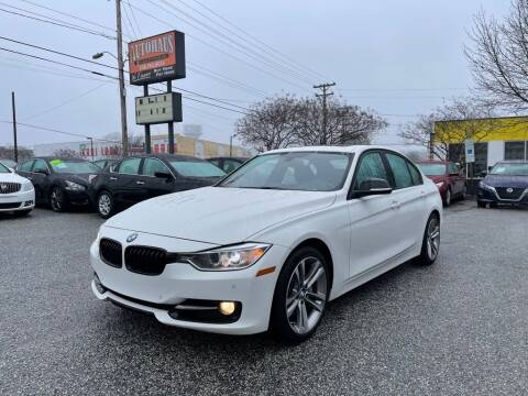 2014 BMW 3 Series for sale at Autohaus of Greensboro in Greensboro NC