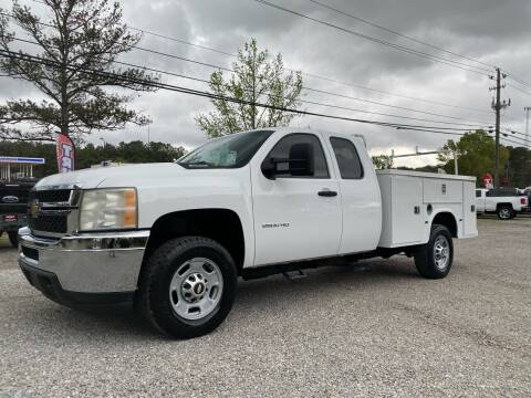 2011 Chevrolet Silverado 2500HD for sale at 216 Auto Sales in Mc Calla AL