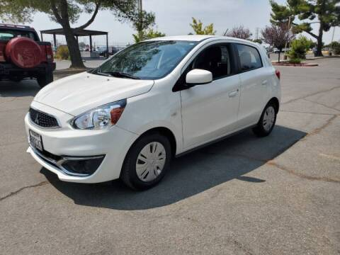 2018 Mitsubishi Mirage for sale at Matador Motors in Sacramento CA