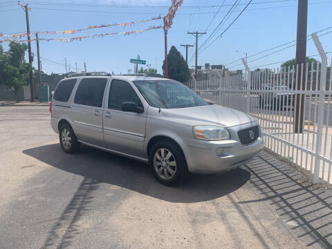 2007 Buick Terraza for sale at Robert B Gibson Auto Sales INC in Albuquerque NM