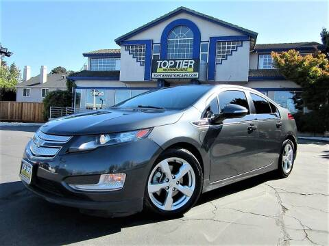 2011 Chevrolet Volt for sale at Top Tier Motorcars in San Jose CA
