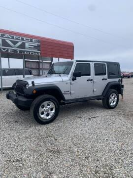 2010 Jeep Wrangler Unlimited for sale at Drive in Leachville AR